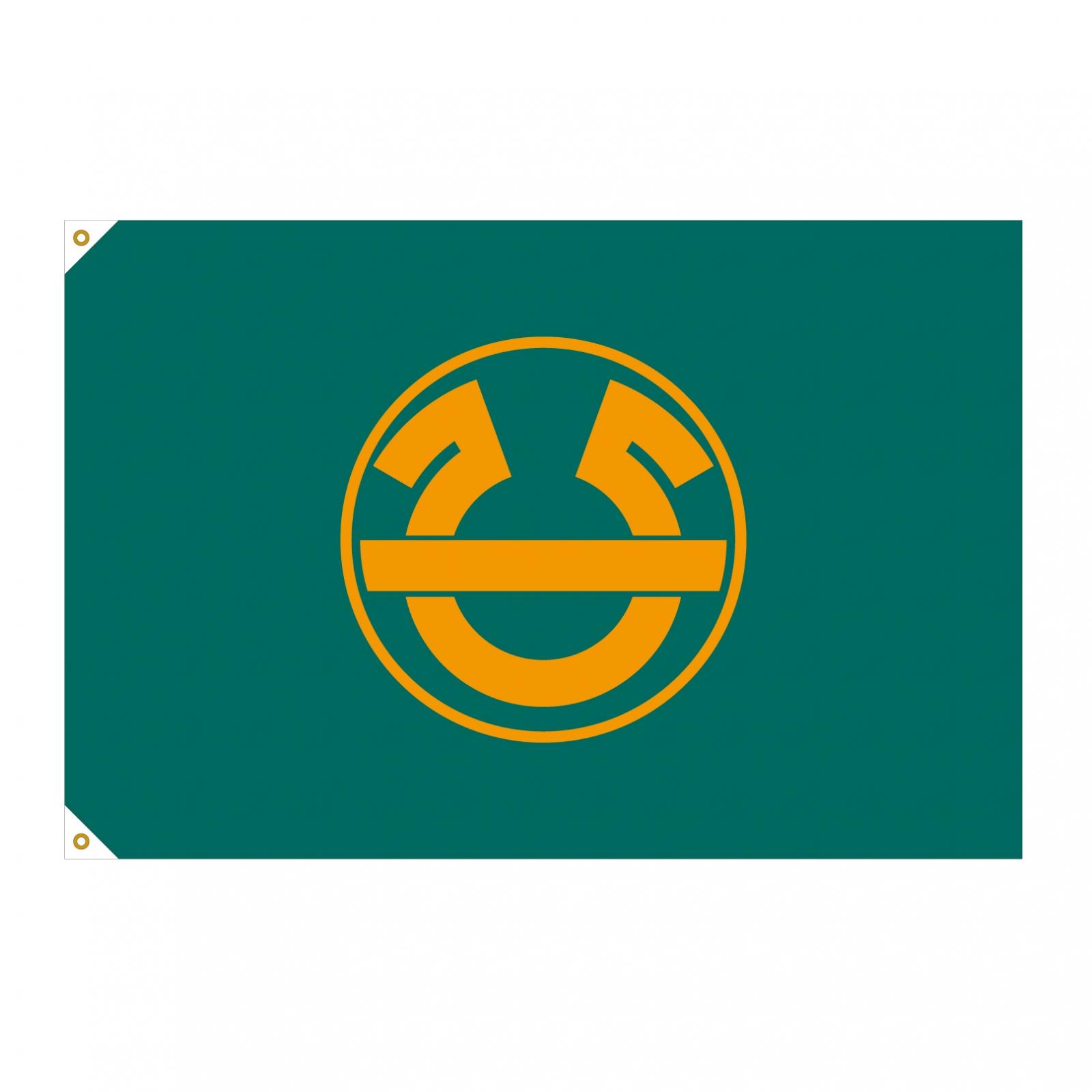 福祉会の社旗
