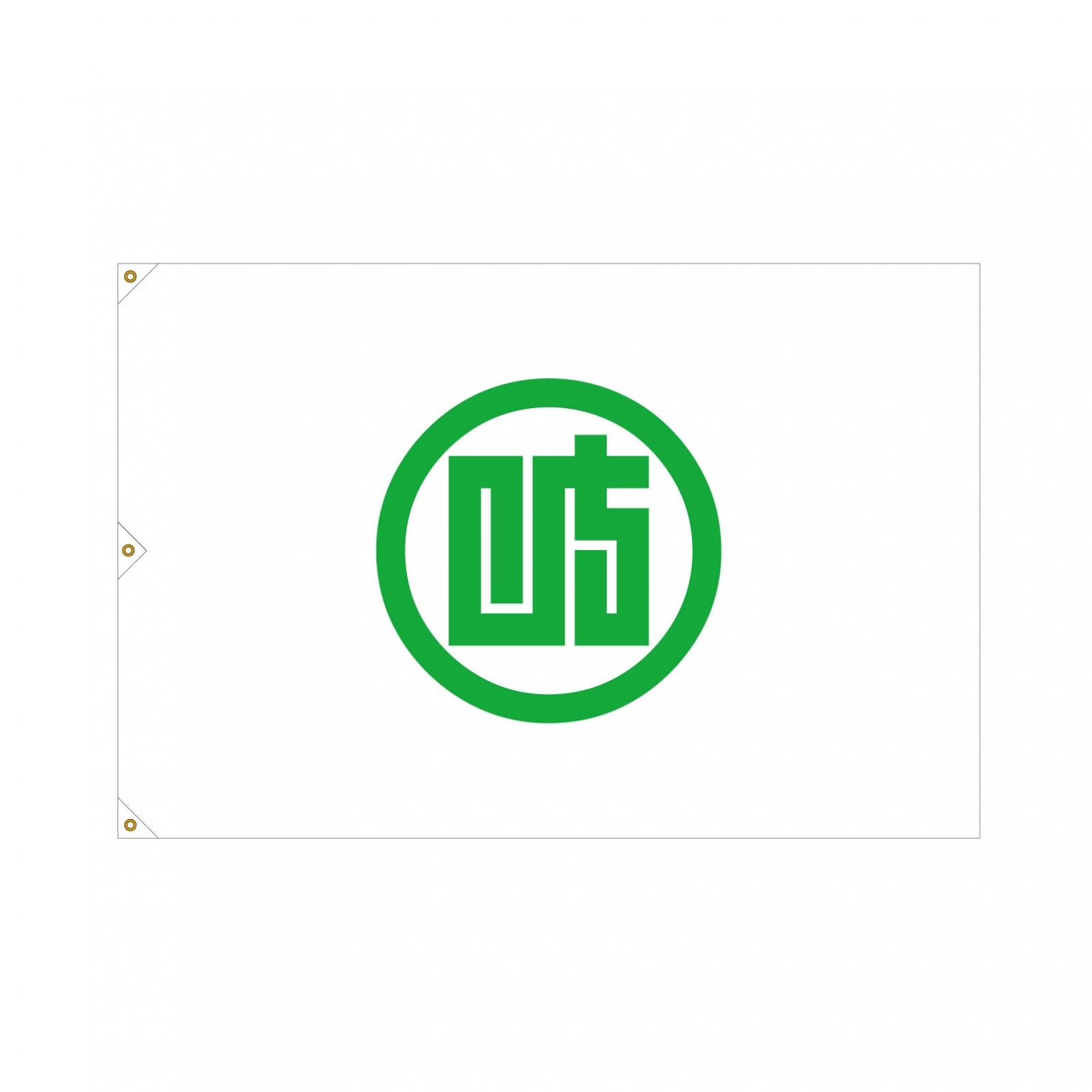 スポーツ協会の団旗